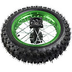 "12"" Rear Wheel Rim Tire Assembly for 110cc 125cc 140cc 150cc 160cc Dirt Bikes"