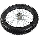 "21"" Front Wheel Rim Tire Assembly for 150cc - 250cc Dirt Bikes"