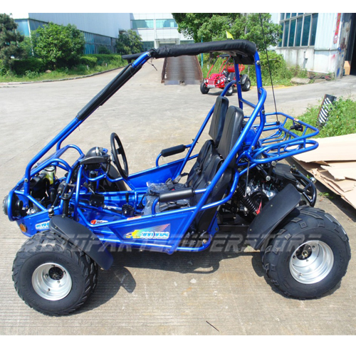 Details about New 300cc Go Kart with Automatic Transmission w/Reverse